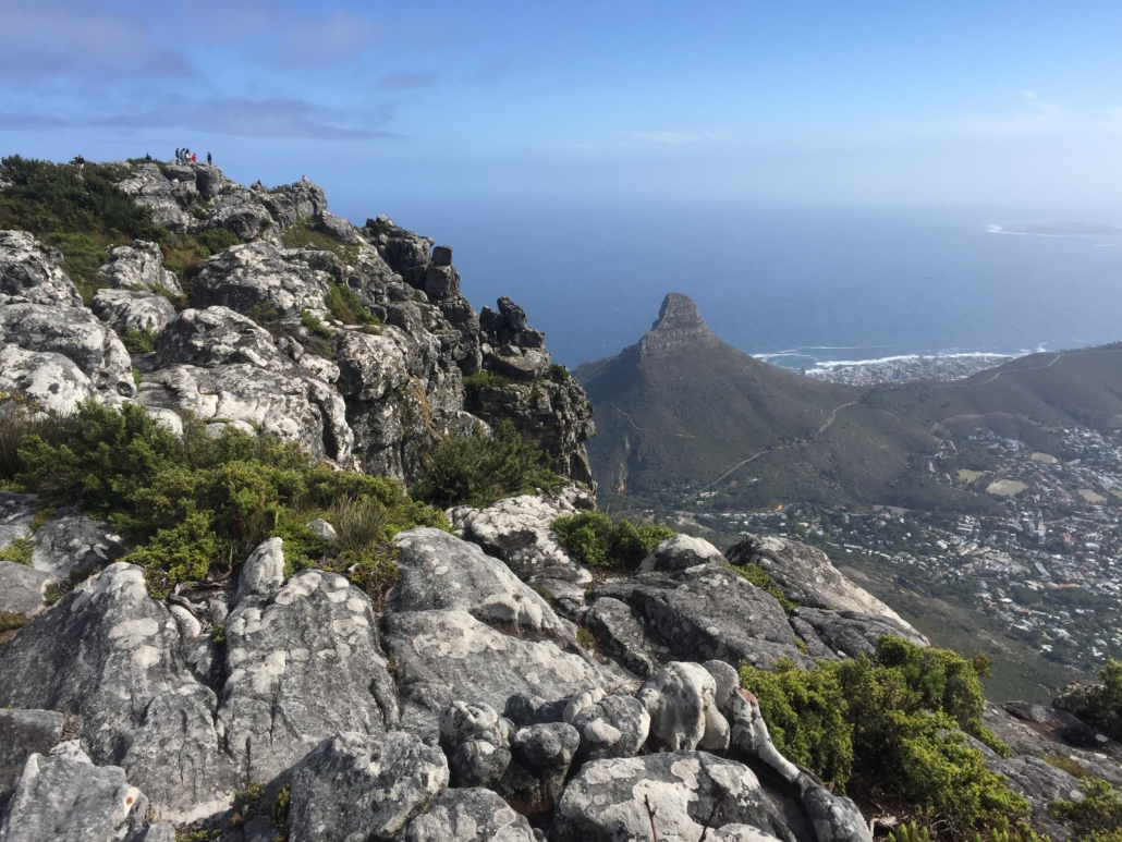 Wild Again, Table mountain