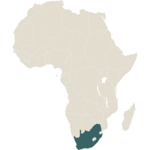 Best Of South Africas Private Safari Map