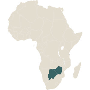 Best of Africas Water Private Safari Map