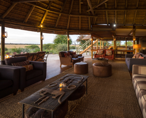 Kalahari Lodge - Private Guides - Wild Again