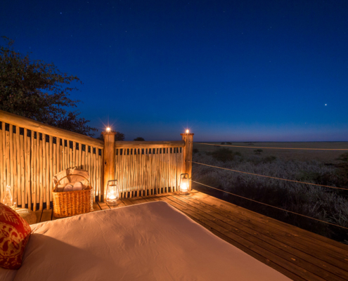 Kalahari Night - Private Guides - Wild Again