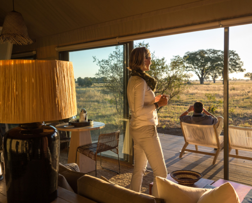 Linkwasha Lodge - Private Guides - Wild Again