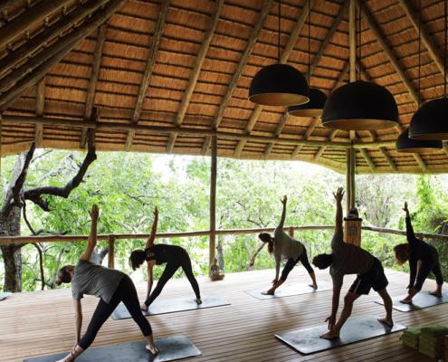 Londolozi - Little Vumbura - Private Guides - Yoga