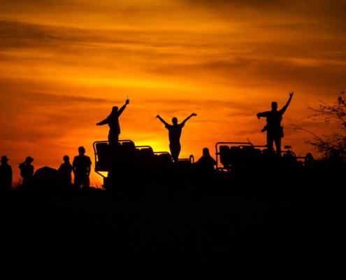Londolozi - Little Vumbura - Safari - Sunset