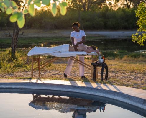 Machaba - Outdoor - Massage - Wild Again