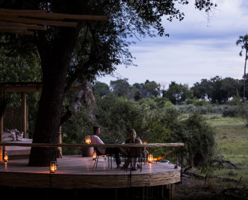 Mombo Lodge - Private Guides - Wild Again