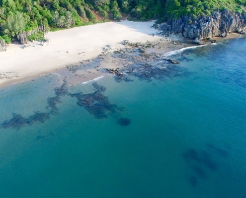 Proposal Beach - Anjavy - Private Guides - Wild Again