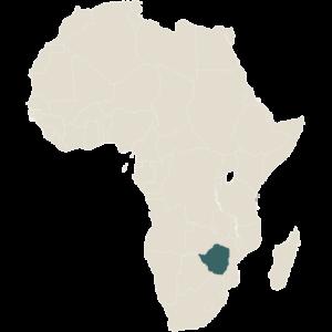 Wilderness And Walking Zimbabwe Private Wellness Safari Map