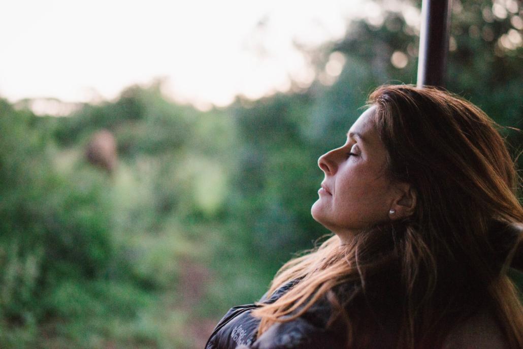Wild Again Silence Safari Retreat Meditation